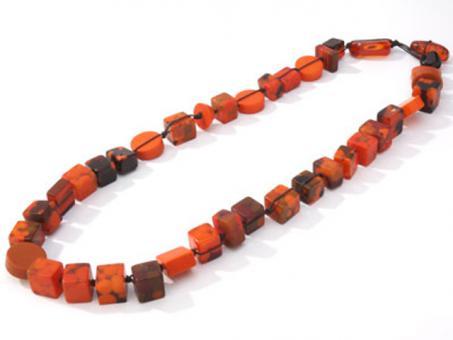 Kette Aventuras orange (Mix 109)