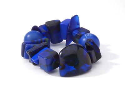 Armband Indiana dunkelblau (Mix 117)