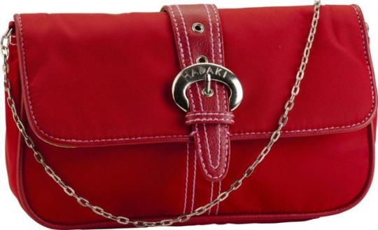 Clutch Handtasche ruby