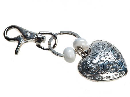 Schlüsselanhänger-Taschenanhänger Pandora`s Heart weiß