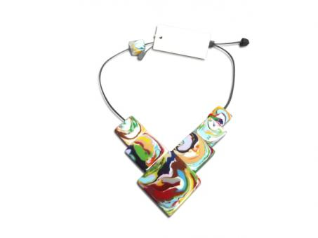 Halskette Jackson Kollektion Pollock