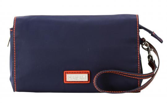 HADAKI Travel Wallet blau