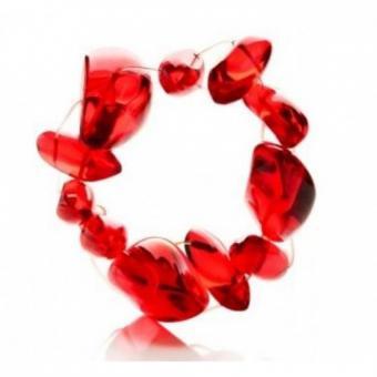 Armband Anarkos red
