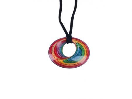 Teekri Halskette tranquil rainbow