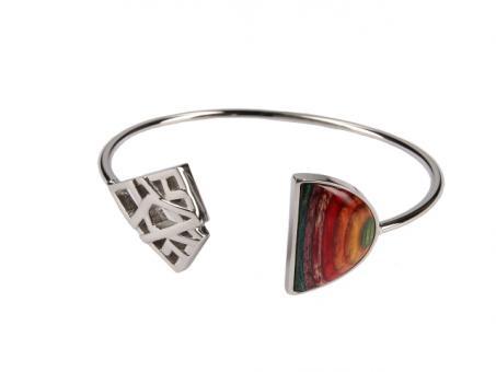 Teekri Armband Amore rainbow 64mm